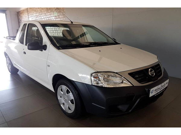 2018 Nissan NP200 1.6  Ac Safety Pack Pu Sc  Western Cape Somerset West_0