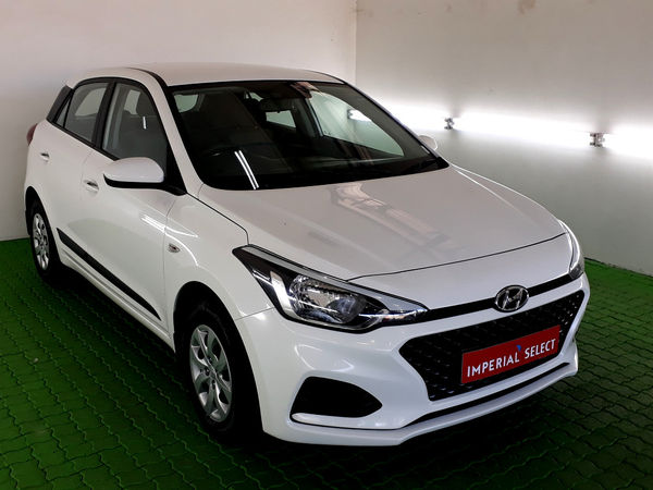 2018 Hyundai i20 1.4 Motion Auto Mpumalanga Nelspruit_0