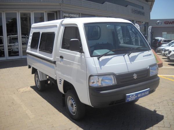 2019 Suzuki Super Carry 1.2i PU SC Gauteng Centurion_0