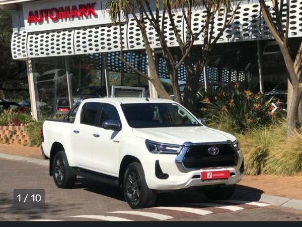 2020 Toyota Land Cruiser 79 4.2d Pu Dc  Gauteng North Riding_0