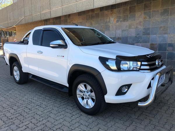 2017 Toyota Hilux 2017 TOYOTA HILUX 2.4 GD6 EXTRA CAB MANUAL DIESEL Gauteng Bramley_0