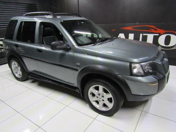 2005 Land Rover Freelander 2.0 hse td4  Gauteng Boksburg_0