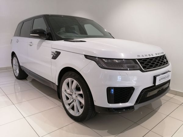 2018 Land Rover Range Rover Sport 3.0D HSE 225KW Western Cape Stellenbosch_0