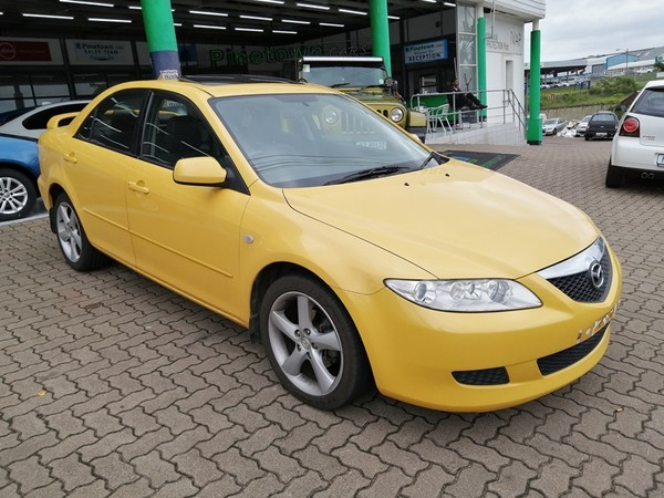 2003 Mazda 6 2.3 Sporty Lux At  Kwazulu Natal Pinetown_0