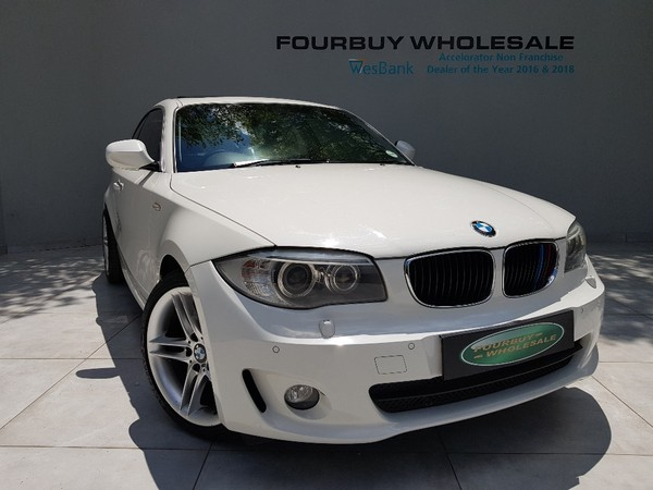 2012 BMW 1 Series 125i Coupe Exclusive At  Gauteng Four Ways_0