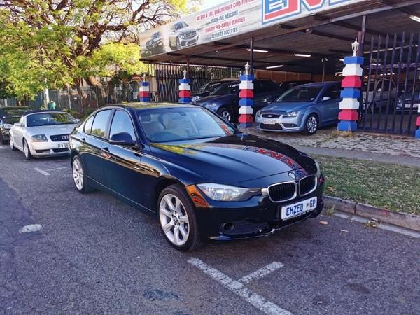 2012 BMW 3 Series 320d At f30  Gauteng Benoni_0