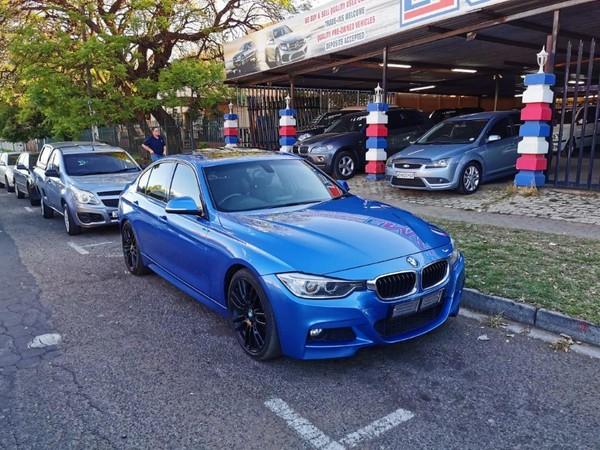 2013 BMW 3 Series 320i  At f30  Gauteng Benoni_0
