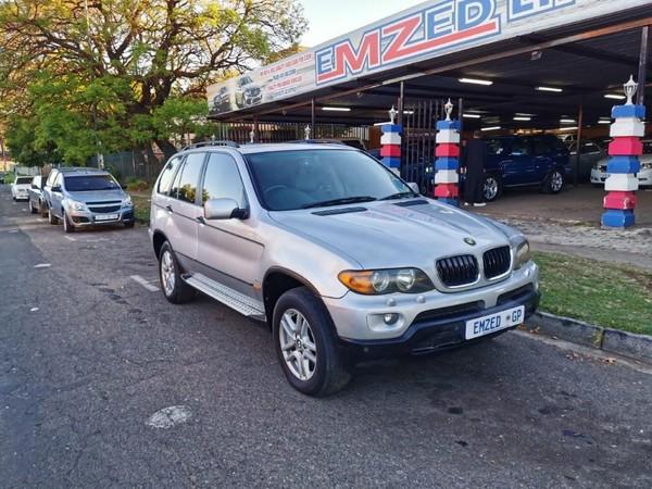 2004 BMW X5 3.0d At  Gauteng Benoni_0