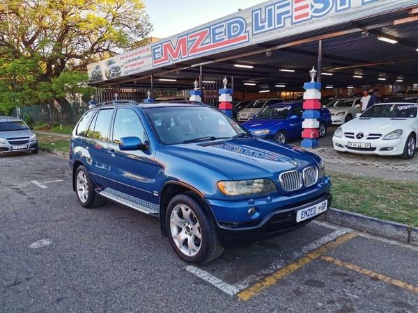 2005 BMW X5 4.4 At  Gauteng Benoni_0