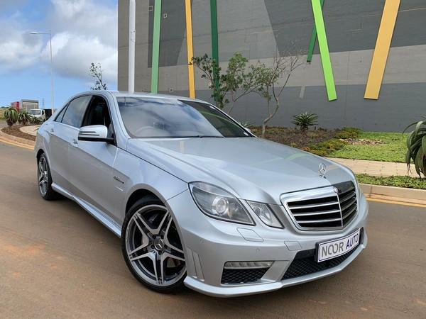 2011 Mercedes-Benz E-Class E 63 Amg  Kwazulu Natal Umhlanga Rocks_0