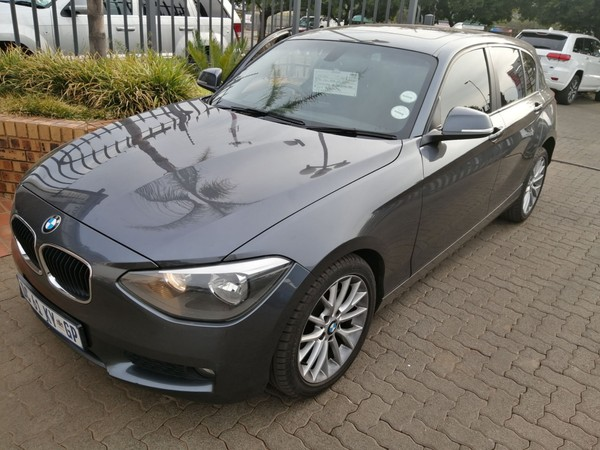 2014 BMW 1 Series 116i 5dr At f20  Gauteng Centurion_0
