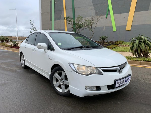 2008 Honda Civic 1.8 Vxi At  Kwazulu Natal Umhlanga Rocks_0