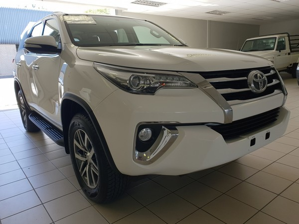 2017 Toyota Fortuner 2.8GD-6 4X4 Auto Western Cape Worcester_0