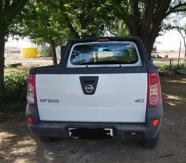 2019 Nissan NP200 1.5 Dci  Ac Safety Pack Pu Sc  Free State Koppies_0