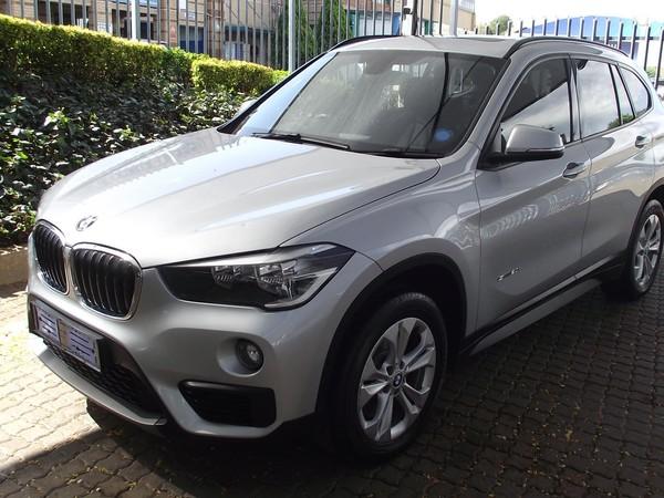 2016 BMW X1 sDRIVE20i Sport Line Auto Gauteng Pretoria_0