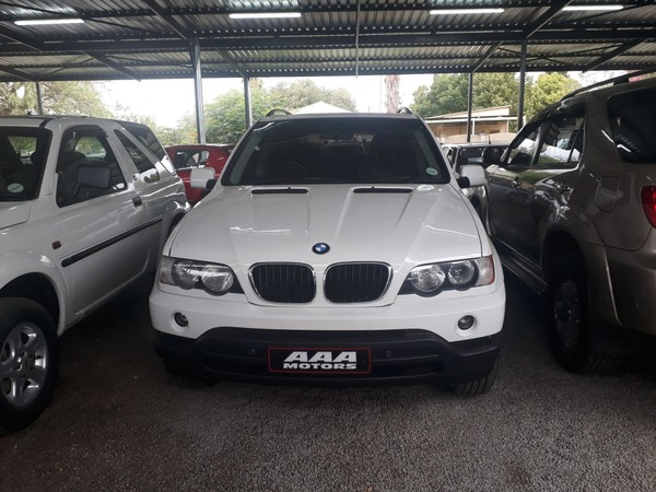 2002 BMW X5 3.0  North West Province Klerksdorp_0