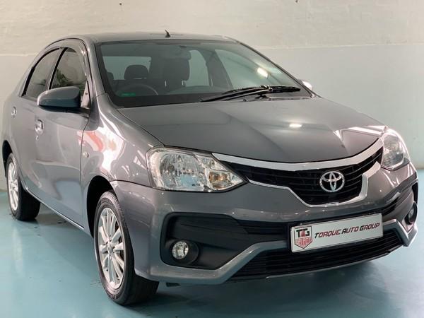 2018 Toyota Etios 1.5 Xs  Kwazulu Natal Durban_0