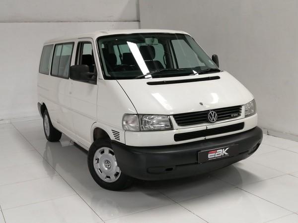2003 Volkswagen Transporter T4 2.5 Tdi Trendline  Gauteng Rosettenville_0
