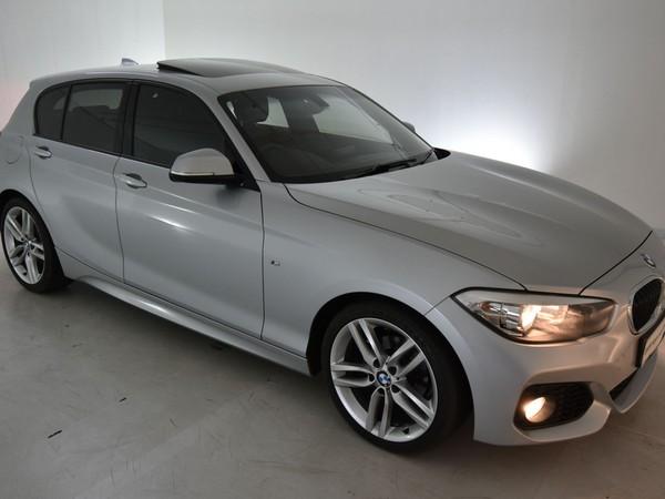 2016 BMW 1 Series 118i M Sport 5-Door Auto Gauteng Pretoria_0