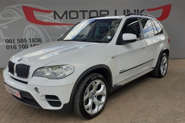 2010 BMW X5 Xdrive30d Exclusive At e70  Gauteng Meyerton_0