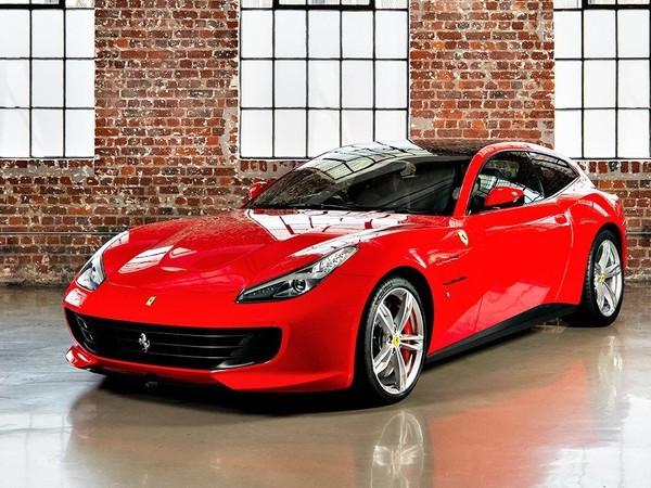 2019 Ferrari GTC4Lusso  Western Cape Western Cape_0
