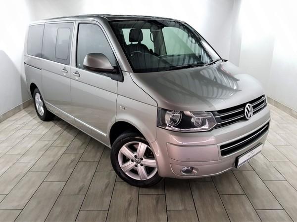 2015 Volkswagen Caravelle 2.0 Bitdi Dsg  Free State Bloemfontein_0