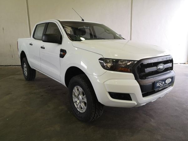 2017 Ford Ranger 2.2TDCi XL Double Cab Bakkie Western Cape Caledon_0