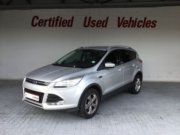 2015 Ford Kuga 1.5 Ecoboost Ambiente Manual  Western Cape Goodwood_0