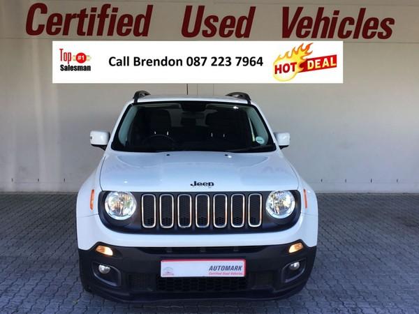 2017 Jeep Renegade 1.6 E-TORQ Longitude Manual  Western Cape Goodwood_0