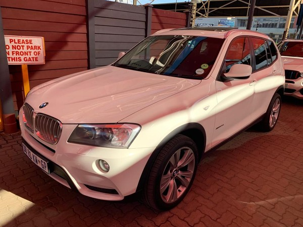 2014 BMW X3 Xdrive35i At  Mpumalanga Malelane_0