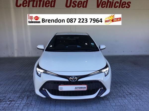 2019 Toyota Corolla 1.2T XS 5door manual  Western Cape Goodwood_0