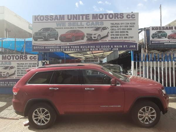 2015 Jeep Grand Cherokee 3.6 Limited  Gauteng Johannesburg_0
