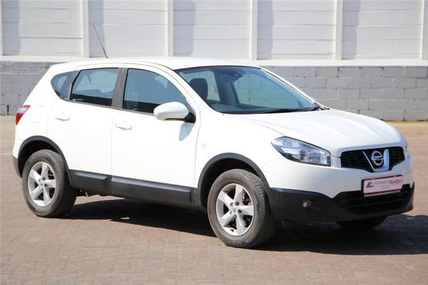 2014 Nissan Qashqai 1.6 Acenta  Western Cape Malmesbury_0