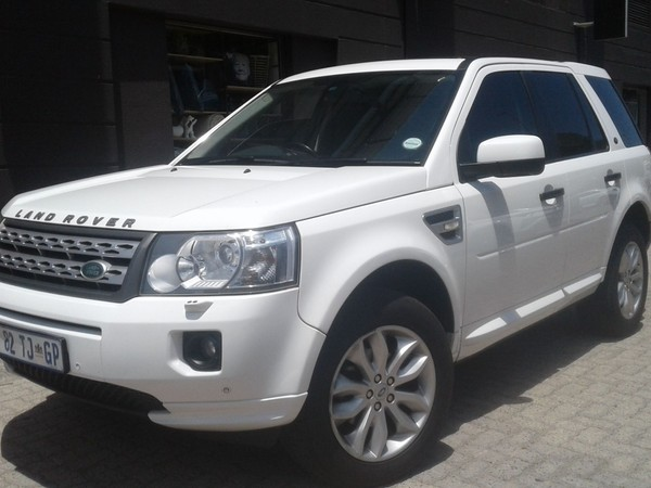 2013 Land Rover Freelander Ii 2.2 Sd4 Se At  Western Cape Cape Town_0