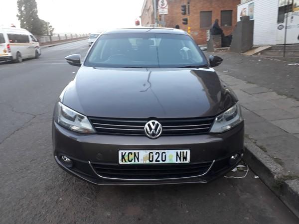 2012 Volkswagen Jetta 1.6 Comfortline  Gauteng Johannesburg_0