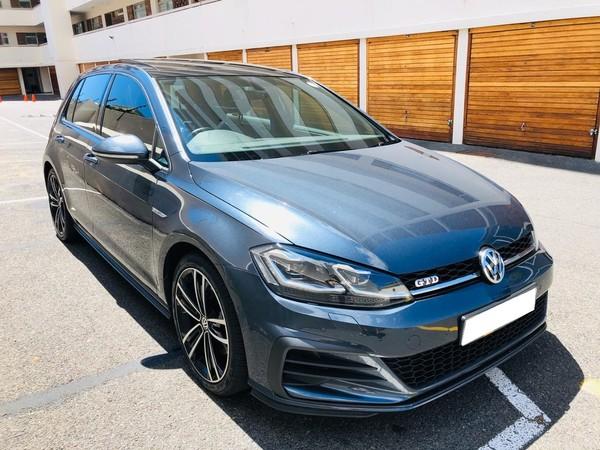 2017 Volkswagen Golf VII GTD 2.0 TDI DSG Western Cape Paarl_0
