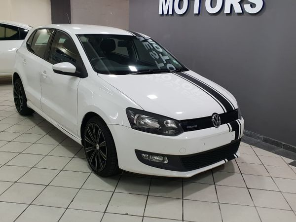 2013 Volkswagen Polo 1.2 Tdi Bluemotion 5dr  Kwazulu Natal Durban_0