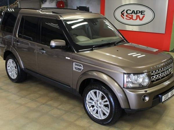2010 Land Rover Discovery 4 3.0 Tdv6 Se  Western Cape Brackenfell_0