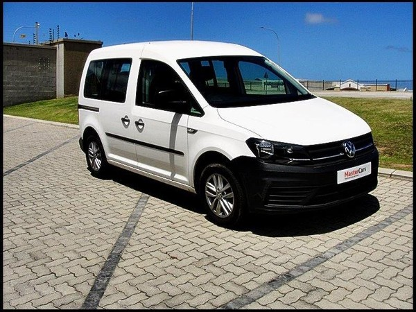 2019 Volkswagen Caddy Crewbus 2.0 TDI Western Cape George_0