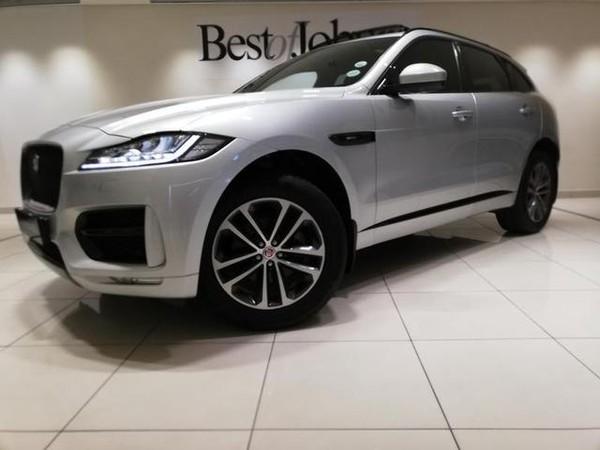 2017 Jaguar F-Pace 2.0 i4D AWD R-Sport Gauteng Rivonia_0