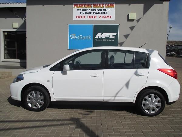 2013 Nissan Tiida 1.6 Visia  MT Hatch Gauteng Pretoria_0