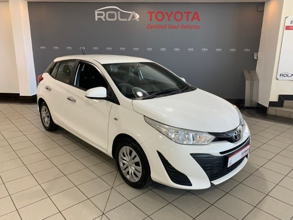 2018 Toyota Yaris 1.5 Xi 5-Door Western Cape Somerset West_0