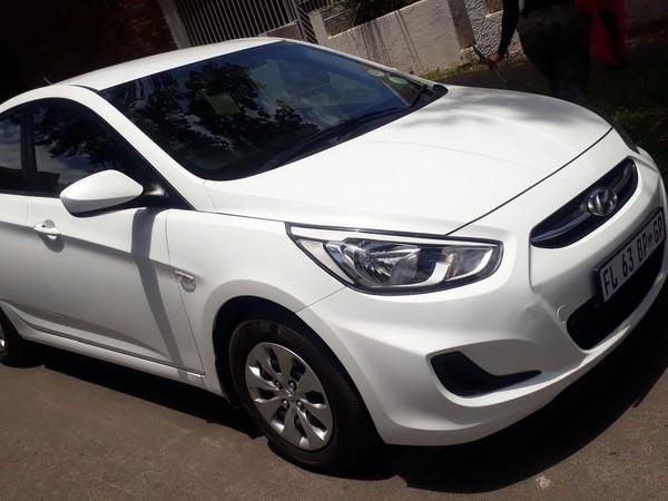 2016 Hyundai Accent 1.6 Fluid 5-Door Gauteng Jeppestown_0