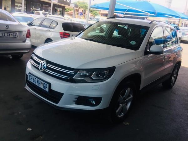 2013 Volkswagen Tiguan 2.0 Tdi Bmot Trend- Fun  Gauteng Johannesburg_0