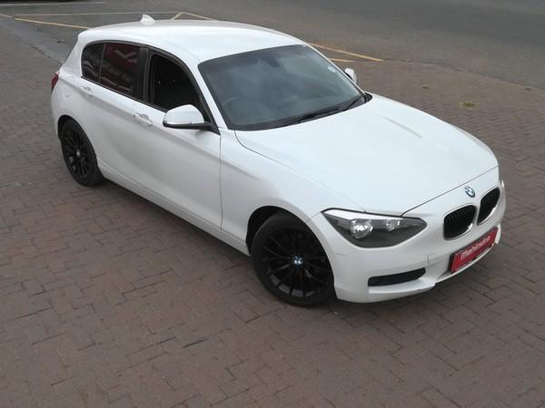 2012 BMW 1 Series 118i 5dr At f20  Gauteng Vanderbijlpark_0