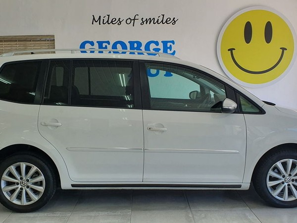 2011 Volkswagen Touran 1.4 TSi Highline  Western Cape George_0
