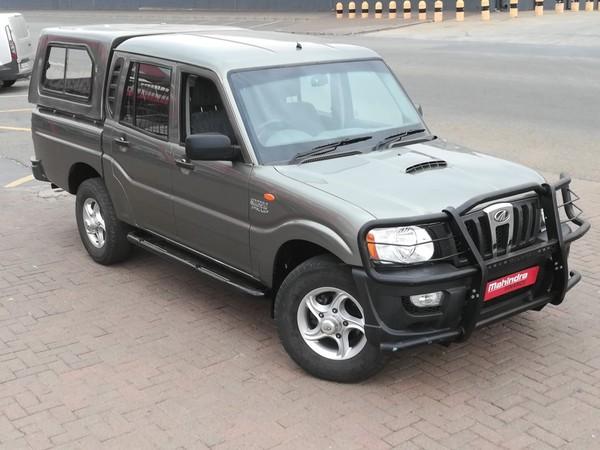 2015 Mahindra Scorpio 2.2 CRDe mHAWK 4X4 Double cab bakkie Gauteng Vanderbijlpark_0