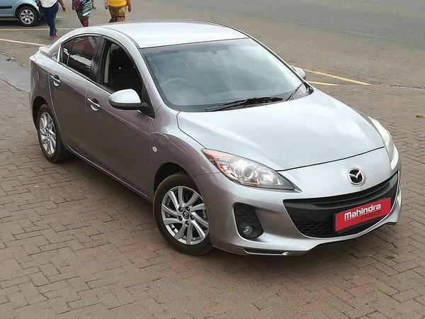 2013 Mazda 3 1.6 Active  Gauteng Vanderbijlpark_0