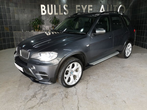 2013 BMW X5 Xdrive30d Dynamic At  Gauteng Silverton_0