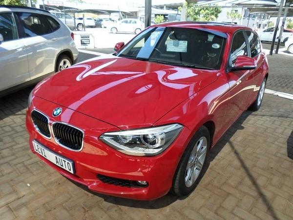 2014 BMW 1 Series 116i Sport Line 5dr At f20  Gauteng Pretoria_0